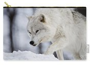 Arctic Wolf Pictures 1054 Carry-all Pouch