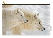 Arctic Wolf Pictures 1081 Carry-all Pouch