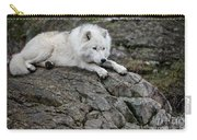 Arctic Wolf Pictures 1142 Carry-all Pouch