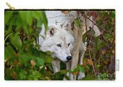 Arctic Wolf Pictures 1228 Carry-all Pouch