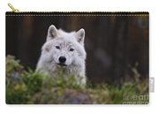 Arctic Wolf Pictures 208 Carry-all Pouch