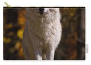 Arctic Wolf Pictures 33 Carry-all Pouch