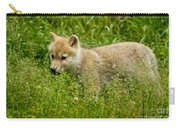 Arctic Wolf Pictures 341 Carry-all Pouch