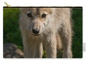 Arctic Wolf Pictures 345 Carry-all Pouch
