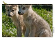 Arctic Wolf Pictures 346 Carry-all Pouch