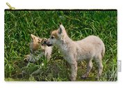 Arctic Wolf Pictures 347 Carry-all Pouch