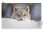Arctic Wolf Pictures 417 Carry-all Pouch