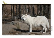 Arctic Wolf Pictures 512 Carry-all Pouch