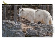 Arctic Wolf Pictures 525 Carry-all Pouch