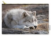 Arctic Wolf Pictures 526 Carry-all Pouch