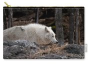 Arctic Wolf Pictures 541 Carry-all Pouch