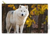 Arctic Wolf Pictures 709 Carry-all Pouch