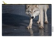 Arctic Wolf Pictures 766 Carry-all Pouch