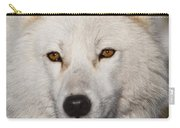 Arctic Wolf Pictures 814 Carry-all Pouch
