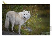 Arctic Wolf Pictures 922 Carry-all Pouch