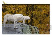 Arctic Wolf Pictures 930 Carry-all Pouch