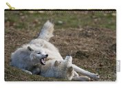 Arctic Wolf Pictures 996 Carry-all Pouch