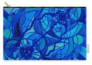 Arcturian Calming Grid Carry-all Pouch