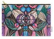 Arcturian Healing Lattice  Carry-all Pouch