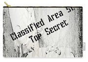 Area 51 Declassified Carry-all Pouch
