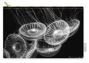 Area 51 - Moon Jellies Aurelia Labiata Carry-all Pouch