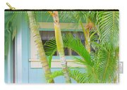 Areca Palms At The Window Carry-all Pouch
