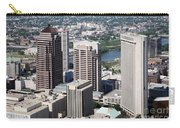 Arena District Columbus Ohio Carry-all Pouch