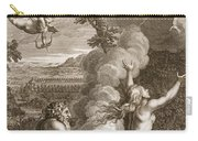 Arethusa Pursued By Alpheus And Turned Carry-all Pouch