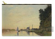 Argenteuil Late Afternoon Carry-all Pouch