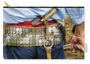 Argentina Gaucho Coin Belt Carry-all Pouch