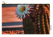 Argentine Cactus Carry-all Pouch