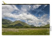 Argyll And Bute Panorama Carry-all Pouch by Antony McAulay