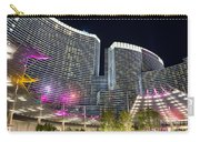 Aria Light - Aria Resort And Casino At Citycenter In Las Vegas Carry-all Pouch