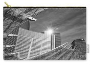 Aria Sun - Aria Resort And Casino At Citycenter In Las Vegas Carry-all Pouch