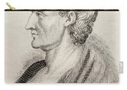 Aristotle From Crabbes Historical Dictionary Carry-all Pouch