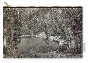 Arizona Apache Lake, 1873 Carry-all Pouch