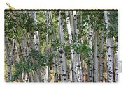 Arizona Aspen Trees Carry-all Pouch