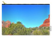 Arizona Bell Rock Carry-all Pouch