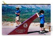 Arizona Highway Patrol Memorial Carry-all Pouch