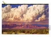 Arizona Monsoon Carry-all Pouch