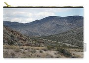 Arizona Mountains Carry-all Pouch