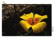 Arizona Poppy Carry-all Pouch