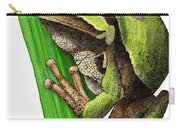 Arizona Tree Frog Carry-all Pouch
