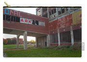 Ark At The Packard Plant Carry-all Pouch