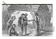 Arkansas Hot Springs, 1878 Carry-all Pouch