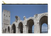 Arles Roman Arena Carry-all Pouch