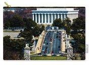 Arlington Memorial Bridge Leads Carry-all Pouch