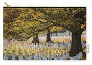 Arlington National Cemetery Washington Dc Carry-all Pouch