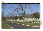 Arlington National Cemetery Panorama 2 Carry-all Pouch