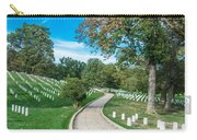Arlington National Cemetery Part 2 Carry-all Pouch